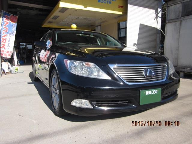 レクサス USF40 LS460 タクシー