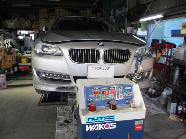 BMW トルコン太郎