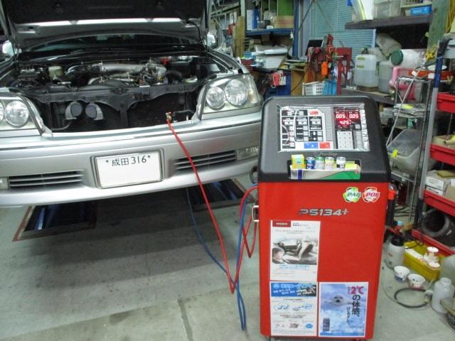 トヨタ JZS171 クラウンエステート 整備編